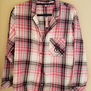 Nwt Victoria Sercret PJ shirt